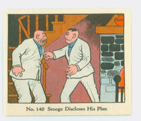 1937 Dick Tracy R-41 140 Stooge Discloses Plan Near-Mint Plus