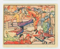 1938 Horrors of War 25 Chinese Fight Japs Very Good to Excellent