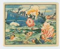 1938 Horrors of War 43 Watery Grave Very Good