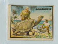 1950 Bring Em Back 34 Turtle Monster Good to Very Good