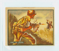 1950 Freedom's War 12 Hunt For Snipers Very Good to Excellent