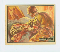 1950 Freedom's War 47 Unarmed Heroes Excellent to Excellent Plus