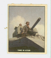 1950 Freedom's War 117 Tanks In Action Excellent to Mint
