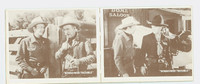 1950 Hopalong Cassidy Pair: 24 Pay Day / 25 Where's California Excellent to Mint