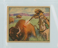 1950 Wild West C-6 Buffalo Bill Very Good