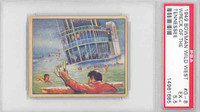 1950 Wild West G-8 Wreck of the Tennessee PSA 5.5 Excellent Plus