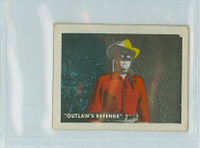 1950s Ed-U-Card Lone Ranger 12 Surrounded Very Good to Excellent