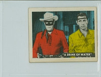 1950s Ed-U-Card Lone Ranger 66 Caught Very Good to Excellent