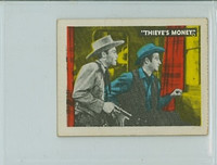 1950s Ed-U-Card Lone Ranger 111 Ambush Very Good to Excellent