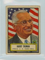 1952 Look N See 5 Harry Truman Good to Very Good