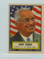 1952 Look N See 5 Harry Truman Very Good