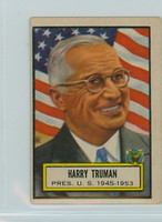 1952 Look N See 5 Harry Truman Very Good to Excellent