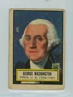 1952 Look N See 9 George Washington Fair to Poor