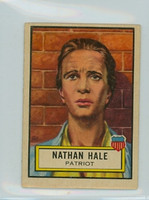 1952 Look N See 11 Nathan Hale Good to Very Good