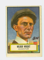 1952 Look N See 13 Wilbur Wright Very Good