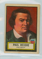 1952 Look N See 16 Paul Revere Fair to Poor