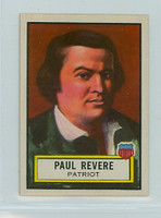 1952 Look N See 16 Paul Revere Near-Mint