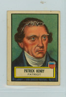 1952 Look N See 17 Patrick Henry Fair to Good