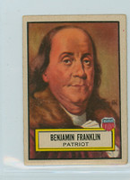 1952 Look N See 21 Benjamin Franklin Very Good