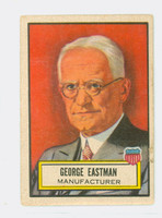 1952 Look N See 25 George Eastman Good to Very Good