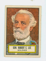 1952 Look N See 34 Gen. Robert E. Lee Very Good