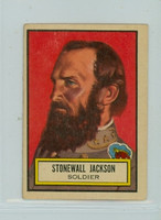 1952 Look N See 40 Stonewall Jackson Good to Very Good