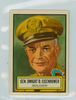 1952 Look N See 41 Dwight Eisenhower Excellent