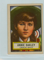 1952 Look N See 46 Annie Oakley Excellent to Mint