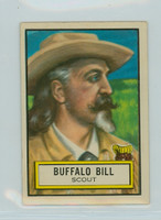 1952 Look N See 54 Buffalo Bill Excellent to Mint
