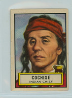 1952 Look N See 59 Cochise Excellent