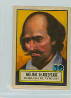 1952 Look N See 66 William Shakespeare Excellent