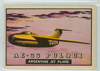 1952 Wings 102 AE-33 Pulqui Excellent