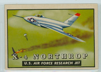 1952 Wings 128 X-4 Northrop Excellent to Mint
