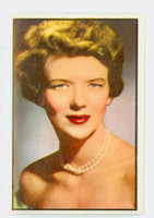 1953 TV-Radio 86 Sallie Brophy Excellent to Excellent Plus