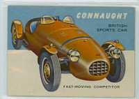 1954 World On Wheels 3 Connaught Sports Car Excellent