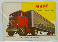 1954 World On Wheels 12 Mack Diesel Tractor Very Good to Excellent