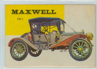 1954 World On Wheels 13 Maxwell 1911 Excellent