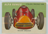 1954 World On Wheels 30 Alfa Romeo Racing Car Excellent