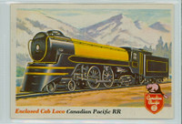 1955 Rails and Sails 16 Canadian Pacific Railroad Excellent