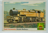 1955 Rails and Sails 19 British Railways Excellent