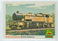1955 Rails and Sails 19 British Railways Near-Mint