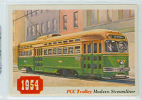 1955 Rails and Sails 23 PCC Trolley Near-Mint to Mint