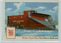 1955 Rails and Sails 31 Wedge Snow Plow Excellent