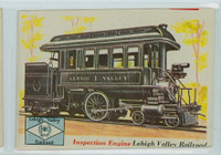 1955 Rails and Sails 35 Lehigh Valley Railroad Very Good
