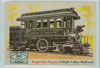 1955 Rails and Sails 35 Lehigh Valley Railroad Excellent