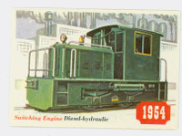 1955 Rails and Sails 45 Switching Engine Diesel Near-Mint