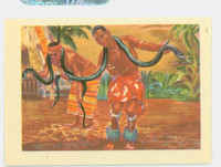 1956 Adventure 15 Snake Dance Excellent to Mint