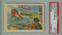 1956 Adventure 18 Bounding Waves PSA 7 Near Mint