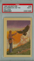1956 Adventure 29 Bald Eagle PSA 7 Near Mint