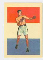 1956 Adventure 34 Jack Dempsey Near-Mint to Mint